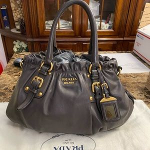 Prada 2 way bag